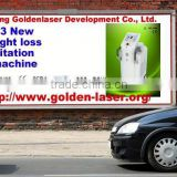more high tech product www.golden-laser.org led light pigment lesion or burn reduction beauty spa treatment clinical treatment