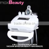 Skin Tightening Beauty Cavitation Rf Rf Cavitation Slimming Machine Laser Cavitation Fat System Ls650 500W