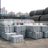 Zinc Ingot 99.99% with BEST factory price!