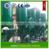 Hight-efficiency poultry feed grinder and mixer/animal feed crusher and mixer hammer mill