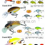 fishing lure crank baits