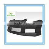 hot sale hand lay-up FRP car bumper fiberglass auto part