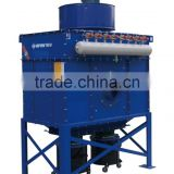 Big Airflow industrial dust collector for central vacuum system