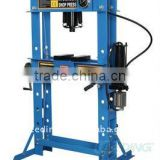 50T Pneumatic/hydraulic Shop Press with Gauge