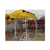 Practical Concrete Metal Climbing Formwork System Durability Easy Operation