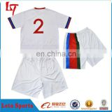 Football shirt maker soccer jersey/ Wholesale football jersey/High quality football sets