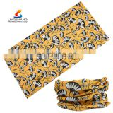 Cheap Price Multifunctional Bandana Print Fabric/Elastic Bandana