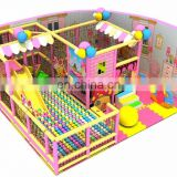 Amusement Toys, Indoor Naughty Castle,Indoor Children Playground Candy series