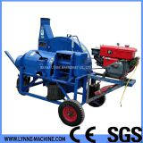 Mobile Diesel Engine Forage Feed Crushing Machine Best Price for Sale