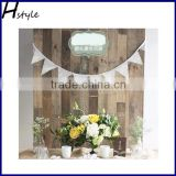 Triangle White Lace Bunting Flags PLA012