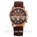 China wholesale cheapest watch leather