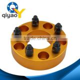 China supplier's Alloy 5lug Refitting Hub Centric Bolt-on Stainless Steel Wheel Spacer