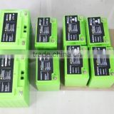 Light weight lithium boat battery with IP67 housing and 2000cycles 12v 100ah lithium marine battery                                                                         Quality Choice