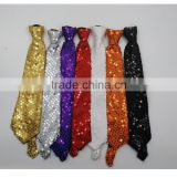 newest fashion kids tie party colorful tie kids tie