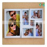 country home decor wholesale plastic photo frame