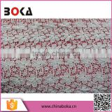 New Custom Designs high quality water soluble african lace fabric                                                                         Quality Choice