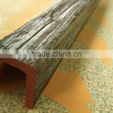 Inquiry about Guangzhou Polyurethane decorative Faux Wood Beams U shape Lowes Light Weight for Interior Ceiling Decoration with cheap price                        