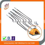 Folding Outdoor Camping Fiberglass Tent Pole                                                                         Quality Choice