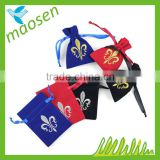 China hot sale jewelry pouch with logo