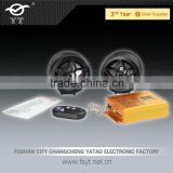 Professional wholesale motorcycle MP3 alarm battery car MP3 alarm YT - 926 with the function of radio waterproof design