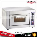 commercial restaurant hotel kitchen equipment stainless steel electric bread baking oven EB-420
