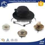 Retail comfortable custom tie dyed plain fishing bucket hat wholesale