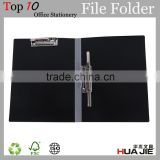 metal clip file folder plastic file folders with spring cilp portfolio conference folder