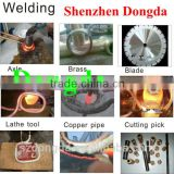 tungsten carbide brazing machines for heating element or tubular heater or electric heater