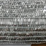 30m aluminium alloy window net, aluminum wire mesh netting factory, black epoxy aluminium alloy wire netting