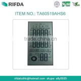 Hot sale square lcd display panels big 7 seven segment display with transflective polarizer