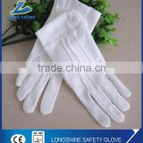 fashion button cuff organic dermatological cotton thin white knitted cotton gloves                                                                         Quality Choice                                                                     Supplier's Ch