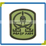 Wholsaler Customized logo 3D PVC Patches