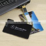 cheap promotional bank card memory stick flash disk USB 2.0/3/0