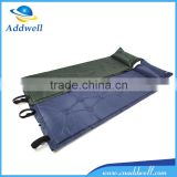 Outdoor travel sleeping inflating mat pad camping self inflatable mattress