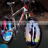Colorful Motion Activated LED Bike Bicycle Wheel Light                                                                         Quality Choice