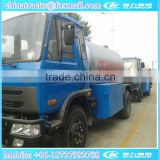 dongfeng DF LHD 4x2 LPG truck with 12cbm ASME standard gas tank