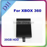 Brand new with oem case For Xbox 360 Slim 20GB Hard Disk Drives HDD