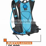 Hydration system water proof folding travel backpack