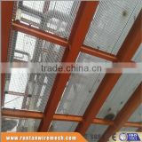 ASTM A36 hot dipped galvanized floor steel bar walkway platform grating (Trade Assurance)
