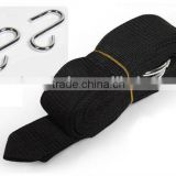Travel Hammock Straps - Hammock Hanging System - UltraLite Tree Straps BLACK