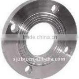 DIN male and female threaded flange