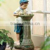 Child Play water Tabletop Fountain