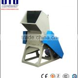 pp pe film waste recycling plastic crusher / pvc pipe shredder