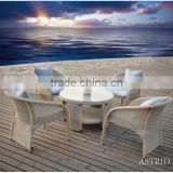5 stars outdoor garden wicker rattan coffee shop tables and chairs wicker rattan bar stool