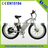 Nice look fashionable mountain snow fat tire electric bike                                                                         Quality Choice