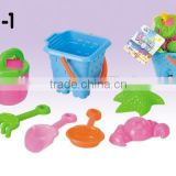 Children beach set/ kids beach toy for summer/cheap beach toy bucket summer set