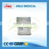 Surgical implants screw tray (lower limb), screw tray, orthopedic implants & bone plates.