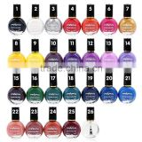 10ml nail polish stamp polish 26colors optional for stamping nail art varnish stamping polish                                                                         Quality Choice