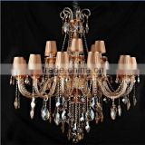 Italian Amber Blown Glass Chandelier Parts Lightings Lamp                                                                         Quality Choice