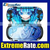Designer Vinyl Decal Skin Sticker for PSP Vita PSV Games Console